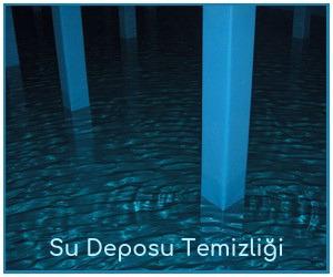 ÇÜNGÜŞ su deposu temizliği
