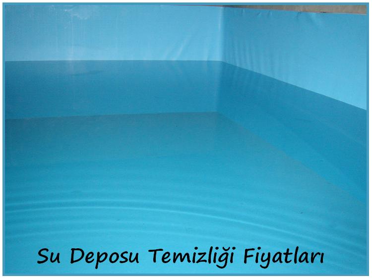 su deposu temizliği fiyatları